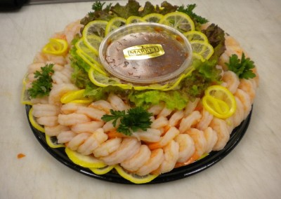Shrimp Ring Platter